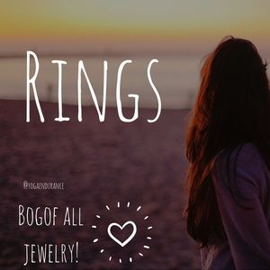 Jewelry - Rings Section 💎 BOGO FREE ALL JEWELRY